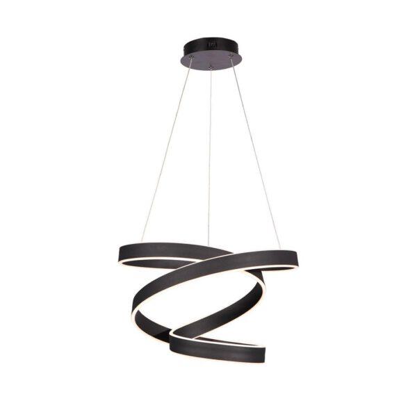 Lampa wisząca w nowoczesnym kształcie
